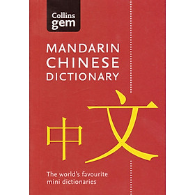Collins Gem Mandarin Chinese Dictionary: The World's Favourite Mini Dictionaries (Third Edition)