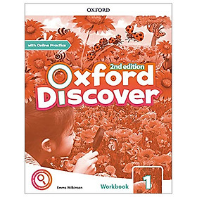 Oxford Discover: Level 1: Workbook With Online Practice - 2nd Edition