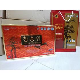 Tinh Dầu Thông Cheongsongwon ( 1 hộp / 180 viên x 450mg )