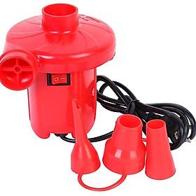 Bơm Hơi Điện Mini - Bơm hơi bể bơi phao, nệm hơi, phao bơi