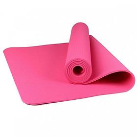 Thảm yoga 8mm TPE tặng kèm túi đựng