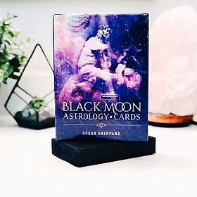 Bộ Tarot Black Moon Astrology Cards Bài Bói New