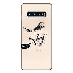 Ốp lưng điện thoại Samsung S10  12 Cung Hoàng Đạo - Cung Bạch Dương