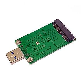 Mạch box mSATA USB3.0