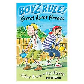 Boyz Rule: Secret Agent Heroes