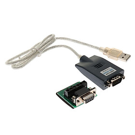 Premium USB to RS485 / RS422 Converter PL2303 Chip Supports Windows 10, 8, 7, XP