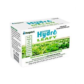 Phân bón thủy canh cho rau sạch Hợp Trí Hydro Leafy