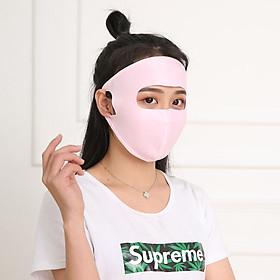 Khẩu trang ninja che kín mặt chống nắng chạy xe phượt hàn xì nam nữ - khau trang ninja chong nang