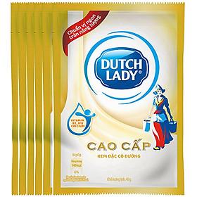 Big C - Sữa đặc Cô Gái Hà Lan cao cấp gói 6*40g  - 10140