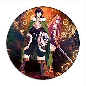 Huy hiệu Anime Tate no Yuusha no Nariagari Sự Trỗi Dậy Của Anh Hùng Khiên