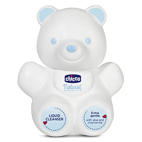 Sữa Tắm Dưỡng Da Natural Sensation Teddy Chicco 0M+