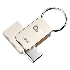 USB 3.0 Tích Hợp Cổng Type-C DM 16G PD059