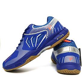 Giày bóng chuyền nam PR -20001 cao cấp màu xanh