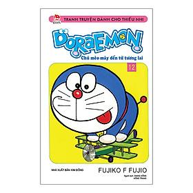 Doraemon - Chú Mèo Máy Đến Từ Tương Lai Tập 12 (Tái Bản 2019)