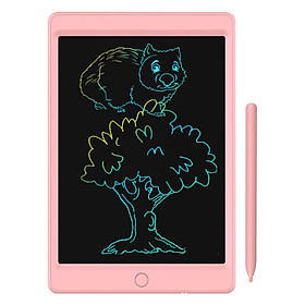 LCD Writing Tablet 10.5 Inch Doodle Drawing Pad Handwriting Colorful Board with Magnetic Stylus for Toddler Kids Office