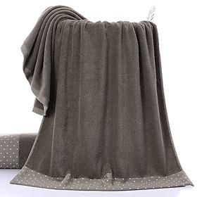Khăn Tắm Cotton Dày (70 x 140cm)