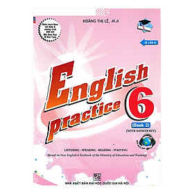 English Practice 6 (Book 2) (With Answer Key)
