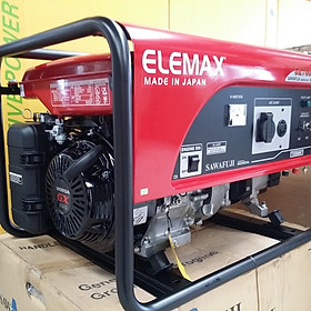 Máy phát điện Elemax SH7600EX 6,5KVA