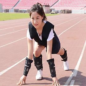 Tạ đeo tay chân cao cấp 6 kg phiên bản 4.0 thế hệ mới nhất 2020 - Hỗ Trợ Tập Luyện Giảm Mỡ Tăng Cơ - Đảm bảo đủ kg.