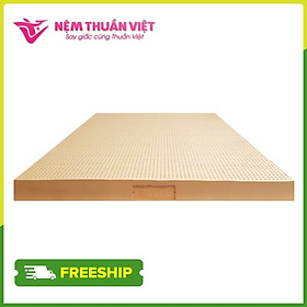 Nệm Cao Su Thiên Nhiên Thuần Việt Latex