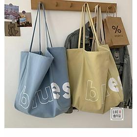 Biểu đồ lịch sử biến động giá bán Túi tote vải canvas, túi vải ulzzang. túi tote blue