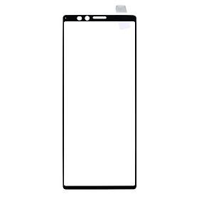 Miếng dán cường lực cho Sony Xperia 1 Full màn hình - Đen