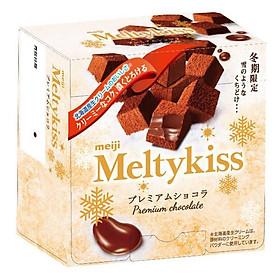 Meiji Meltykiss Socola bơ sữa cacao 60g