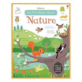 Usborne My First Books: About Nature