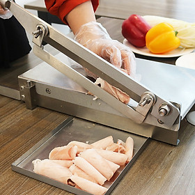 Dao Thái Thịt Đông Lạnh - Chặt Xương Đa năng  ( Bản CE900 )
