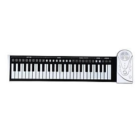 Đàn Piano Điện 49 Phím Sử Dụng Pin Có Thể Gập Gọn