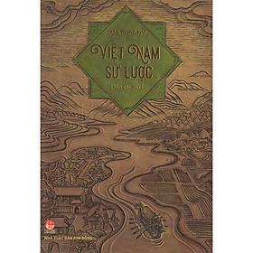 Việt Nam Sử Lược (Bản Đặc Biệt - Ấn Bản Kỉ Niệm 60 Năm NXB Kim Đồng) - Tặng Kèm Sổ Tay