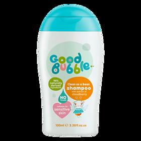 Dầu gội thiên nhiên trẻ em chiết xuất cloudberry Good Bubble 100ml