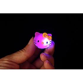 Bộ 2 nhẫn đeo tay phát sáng