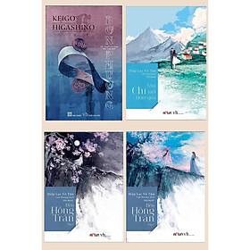 Combo 4 Cuốn Văn Học Hấp Dẫn : Bến Hồng Trần Tập (1+2) + Đơn Phương + Như Chỉ Mới Hôm Qua