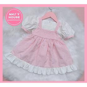 Đầm bé gái - đầm thiết kế Như Ý House cho bé gái từ 1-8 tuổi