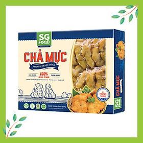 Chả mực hương vị truyền thống SG Food hộp 250g
