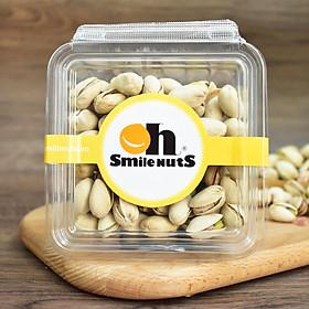 Hạt Dẻ Cười Mỹ Rang Muối Hồng Himalaya Smile Nuts hộp 165g
