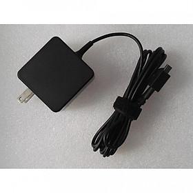 Sạc dùng cho Laptop ASUS 19V- 1.75A hình vuông chân USB