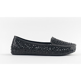 Giày nhựa đi mưa Nữ LD PVC 05 Đen