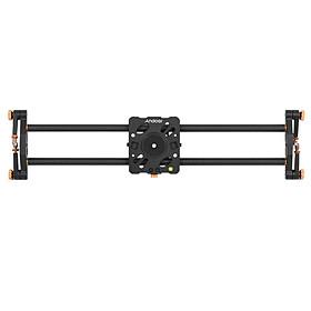 Hệ Thống Đường Ray Ổn Định Andoer Sợi Carbon Cho Máy Quay Canon Nikon Sony (60cm)