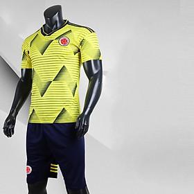Đồ Bóng Đá CP Sport Colombia Vàng 2019