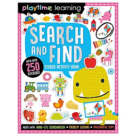 Playtime Learning Search And Find