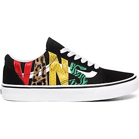 Giày Vans Old Skool Multi Animal VN0A4U3BXF1