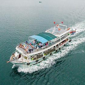 [Phú Quốc] Tour 3 Đảo: Hòn Móng Tay, Hòn Mây Rút, Hòn Dăm Ngang 01 Ngày, Khởi Hành Hàng Ngày