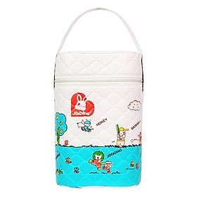 Bình Ủ Chai Sữa Đôi JiaDing O523