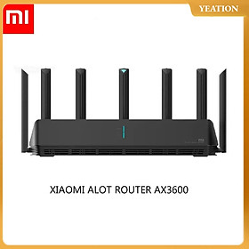 Bộ định tuyến AIoT Xiaomi AX3600 Wi-Fi 6 2,4 GHz
