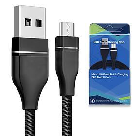 Dây Cáp Sạc Micro-USB Pro Mark II Chống Đứt Bền Bỉ - DT028