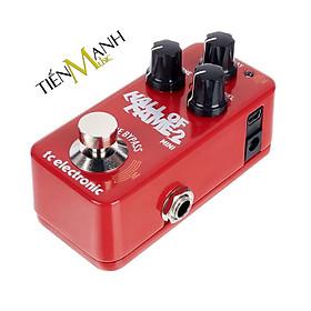 TC Electronic Hall of Fame 2 Mini Reverb Phơ Đàn Guitar - Bàn đạp Ghi-ta Bass Fuzz Effect Pedal Hàng Chính Hãng - Kèm Móng Gẩy DreamMaker