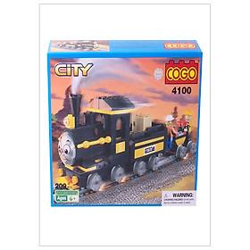 Mô hình COGO xe lửa 4100