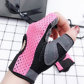 Găng tay nữ tập gym